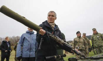 NATO Chief Expects Russian 'Professionalism' As Both Prepare For War Games