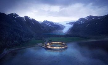 Exploring the world's first Powerhouse Hotel situated above the Arctic Circle