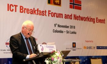 Sri Lanka's IT industry must take the lead to build a talent pool for the future – Norwegian Ambassador