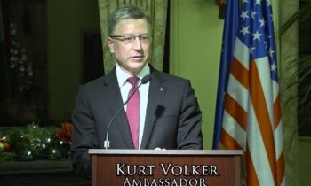 War going on in Europe – Ambassador Kurt Volker