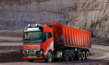 Autonomous trucks for mining company in Norway