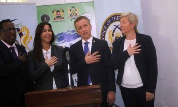 Norwegian city to help in war against extremism in Kenya