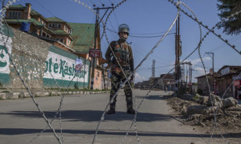 Indian Government Distances Itself From Former Norwegian PM's Kashmir Visit