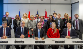 Norway sign Building Integrity arrangement for 2019-2022 with NATO