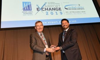 Abu Dhabi Airports to Host ACI Airport Exchange 2019
