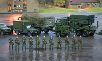 Lithuania to step up air defense with air missiles