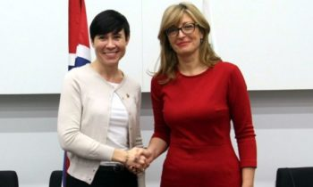 Bulgaria and Norway to Work Together on Joint Projects Related to Western Balkans