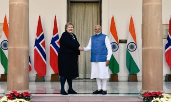 Globalisation has not benefited all: Norway PM