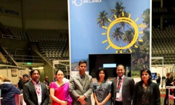 Sri Lanka present at the Oslo Tourism Fair