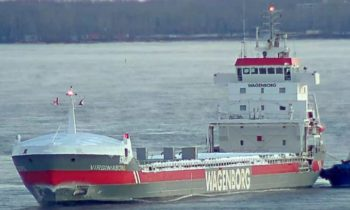 Ship from Norway first to enter Port of Montreal in 2019
