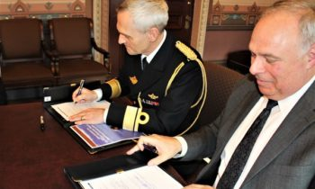 Signing of U.S. – Norway Bilateral Maritime Arrangement