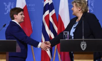 Norway 'orders expulsion of Polish diplomat'