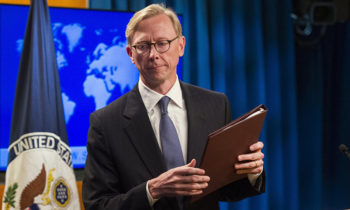 US slams Iran for blocking peace