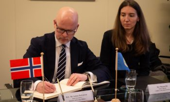 Norway Announces €100,000 Voluntary Contribution to OPCW's Trust Fund for Syria Missions