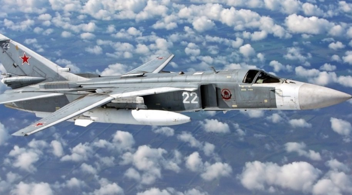 11 Russian bombers flew a mock attack on a Norwegian radar site in early 201