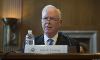 Time for Leadership at US Agency for Global Media