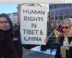 Norwegian Parliament, Supporters March for Tibet to Mark Rebellion Anniversary