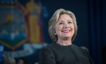 Hillary Clinton to visit BI on International Women's Day