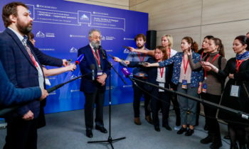 Chilingarov: Practical Issues in the Arctic Can Be Resolved Only in Collaboration with Science