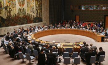 Costs related to the campaign for a seat on the UN Security Council