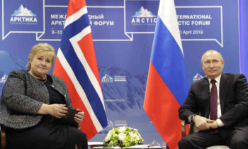 75th anniversary of the liberation of northern Norway from the Nazis –  Vladimir Putin