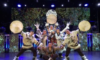 Indigenous Bands and an Orchestra at the International Arctic Forum 2019 Opening