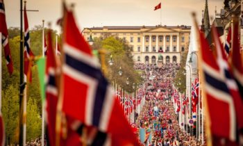 Norway celebrates the Constitution Day