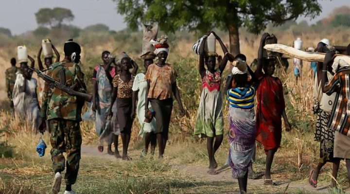 Troika statement on South Sudan