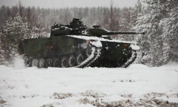 US, Norwegian troops join Lapland military exercise