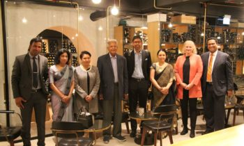 Business Breakfast Meeting with Sri Lankan Tea Exporters