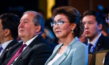 "Eurasian Media Forum Explores Ways Toward Politically-Inclusive ""Democracy in Central Asia"""
