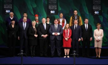 Sergey Lavrov Leads Russian Delegation at 11th Arctic Council Ministerial Meeting