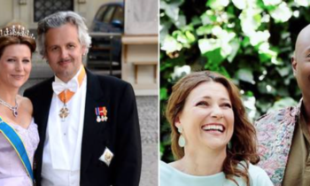 Norway's Princess Martha Louise debuts relationship with American shaman on Instagram