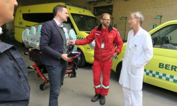 Norway supports Ebola response in DR Congo