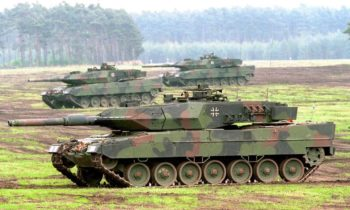 NATO Spearhead Force deploys to test readiness