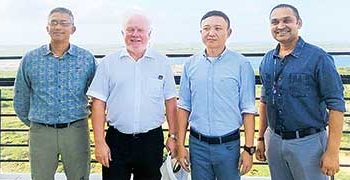 Norwegian Ambassador visits Chinese Military port in SL