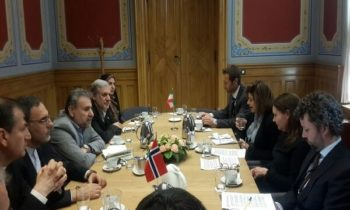 Iran, Norway discuss parliamentary ties in Oslo