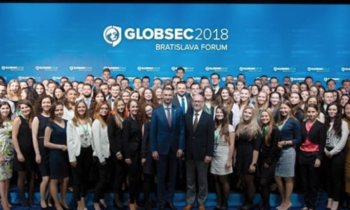 GLOBSEC 2019 Bratislava Forum – Brexit and Europe's Security , What's Ahead for the U.S. and the Global Economy