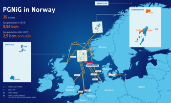 PGNiG purchased interest in another gas field in Norway