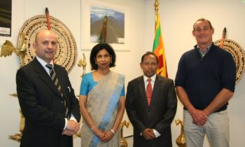 Sri Lankan explore business opportunities in Oslo