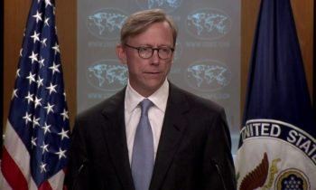 US President is willing to talk to Iran : Brian Hook