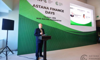 AIFC legal affairs conference «AIFC Law: Further Steps to Development» was held during Astana Finance Days