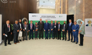 AIFC Islamic Finance Conference is taking place during the Astana Finance Days