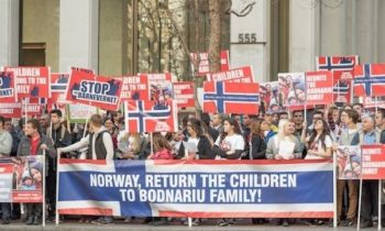 Top European Court To Hear Child Welfare Case, Bodnariu Family Forced To Flee Norway