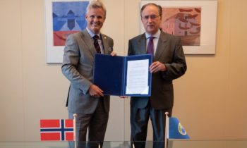 Norway Contributes €100,000 to OPCW's Trust Fund for Syria Missions