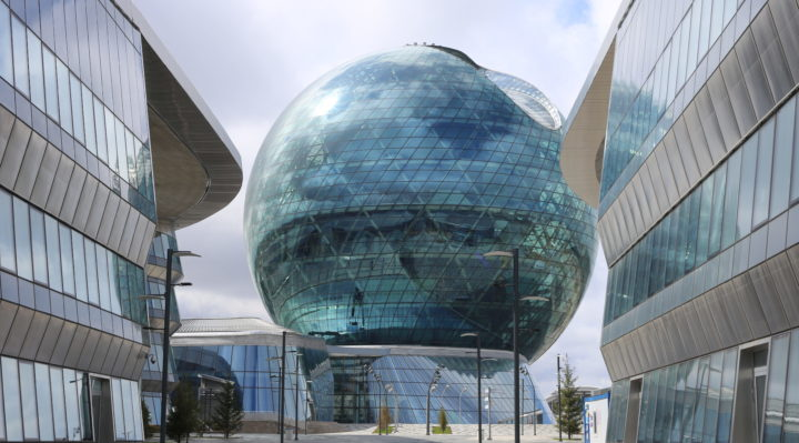EXPO-2017: life after the exhibition