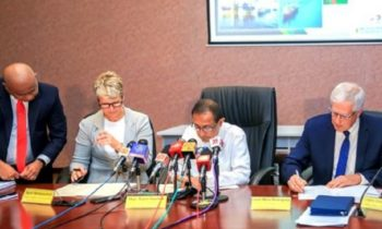 Sri Lanka signes agreement for oil exploration in eastern basin