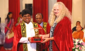Norwegian Ambassador visits Kandy