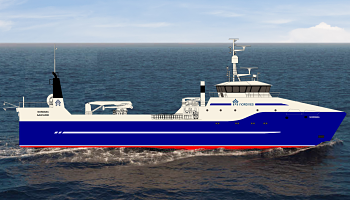 New Norwegian trawler could go diesel free