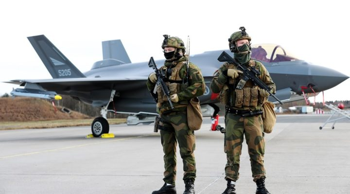 Norway declares IOC for F-35A